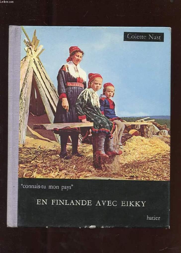 EN FINLANDE AVEC EIKKY