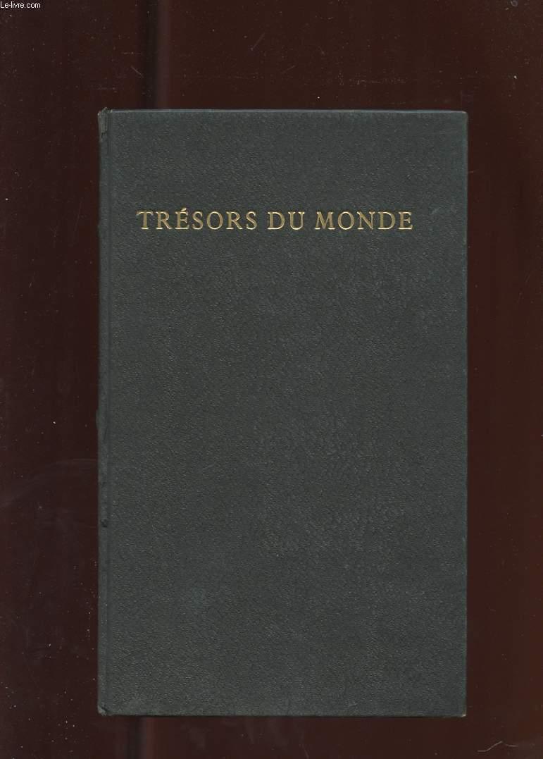 TRESORS DU MONDE. ENTERRES EMMURES ENGLOUTIS