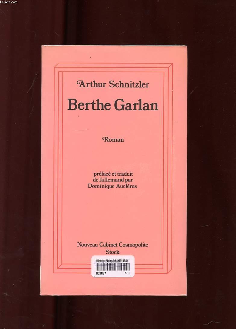 BERTHE GARLAN.
