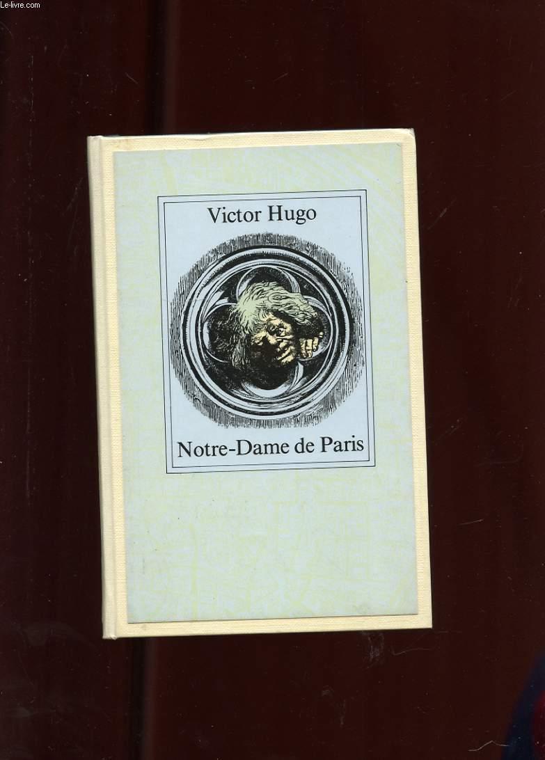 Notre-Dame de Paris (Classiques abrégés de l'école des loisirs) de Victor Hugo