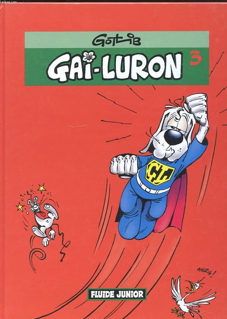 GAI-LURON TOME 3