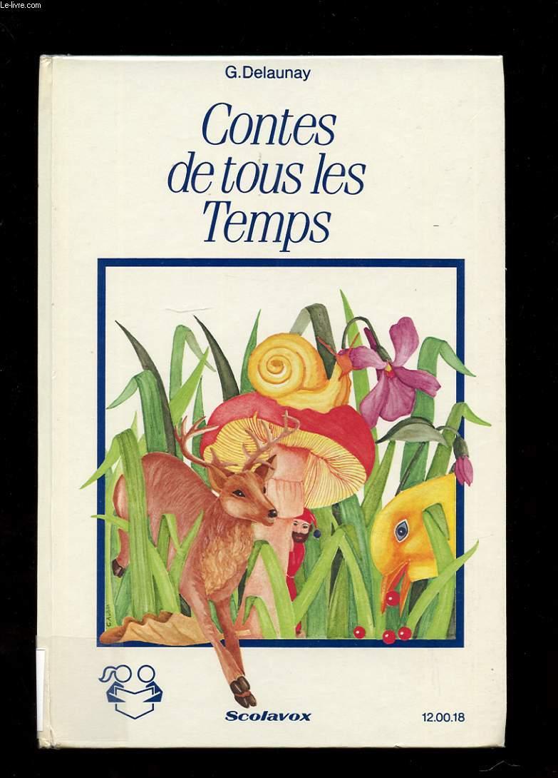 CONTES DE TOUS LES TEMPS