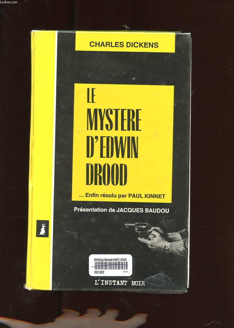 LE MYSTERE D'EDWIN DROOD