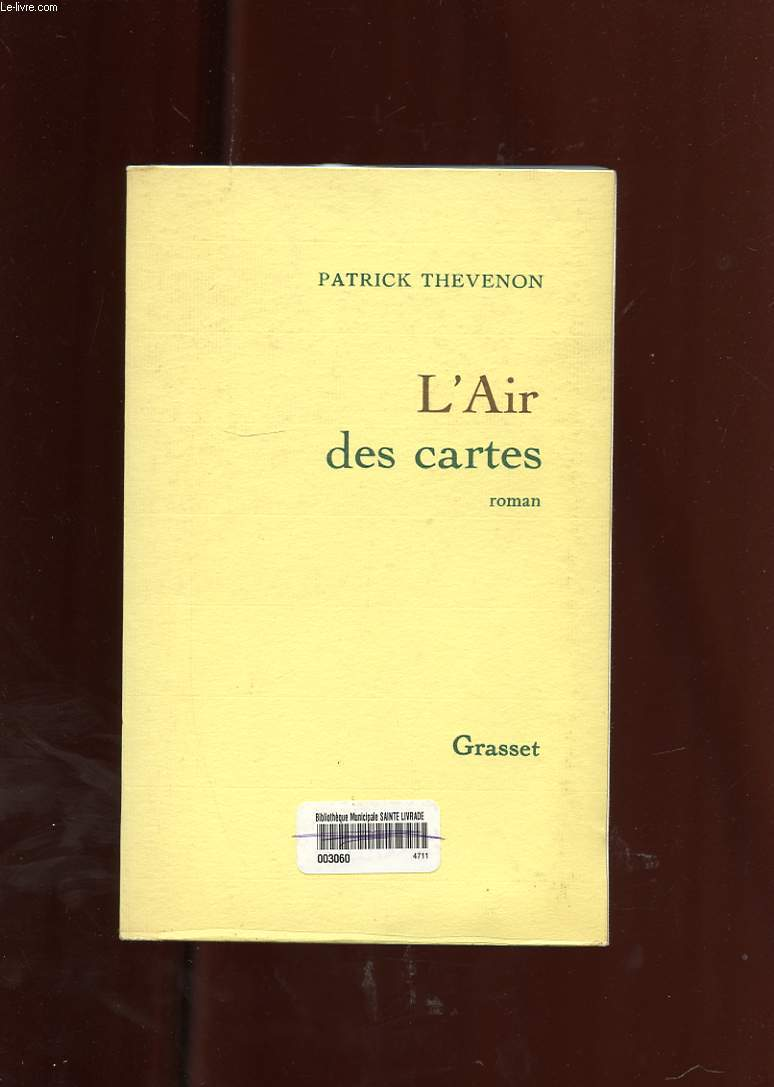 L'AIR DES CARTES