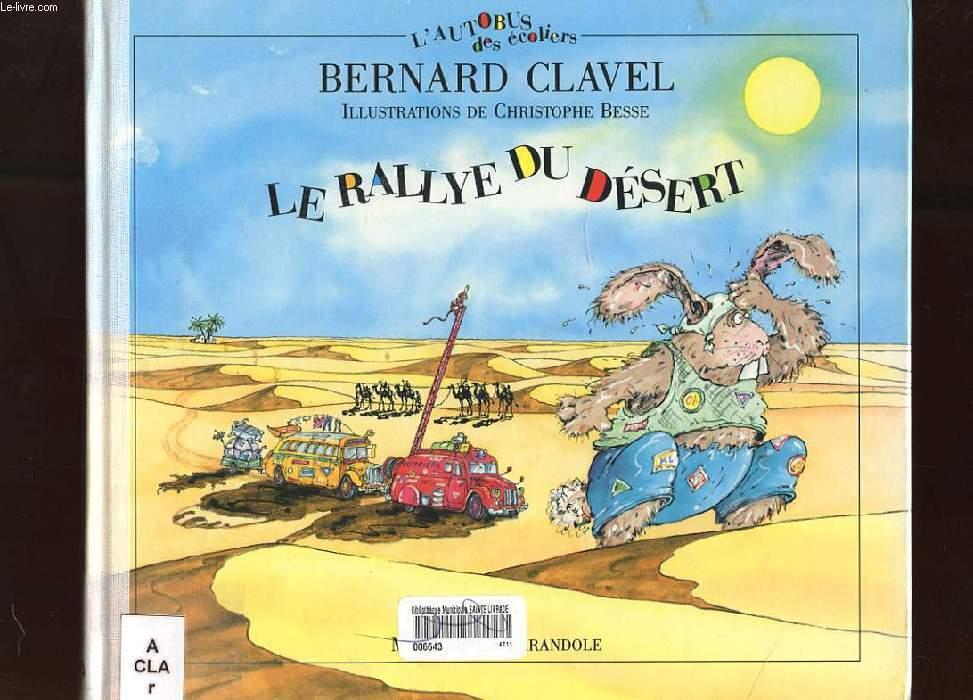 LE RALLYE DU DESERT