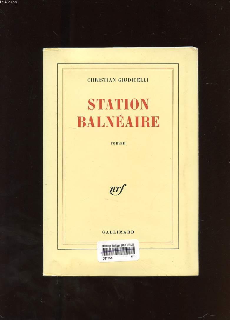 STATION BALNEAIRE