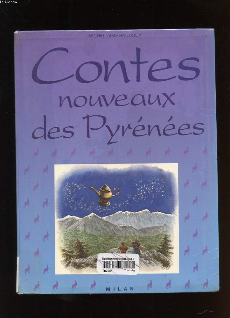 CONTES NOUVEAUX DES PYRENEES