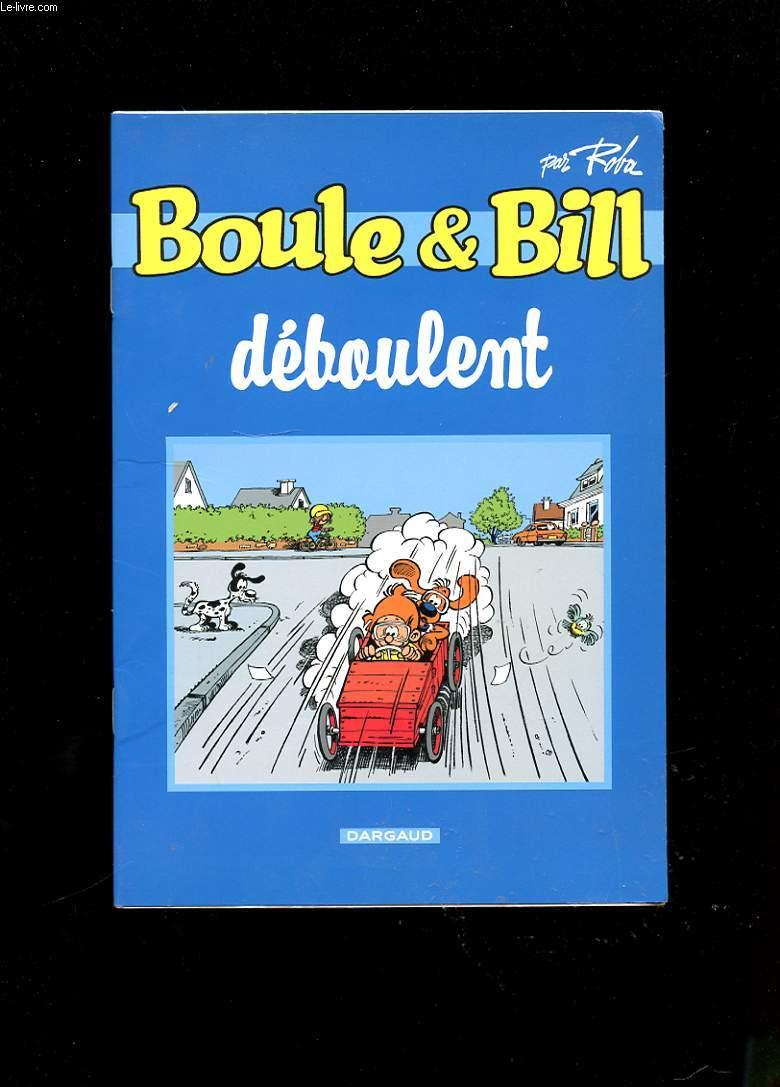 BOULE ET BILL DEBOULENT