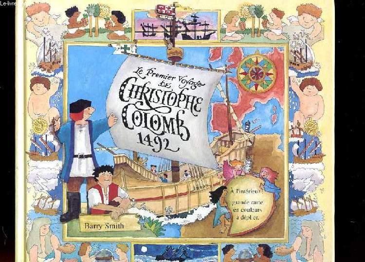 LE PREMIER VOYAGE DE CHRISTOPHE COLOMB 1492