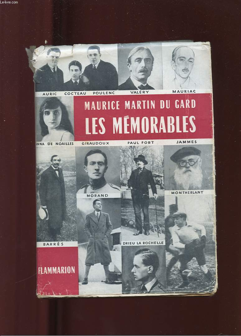 Les memorables ( 1918-1923 ). tome 1
