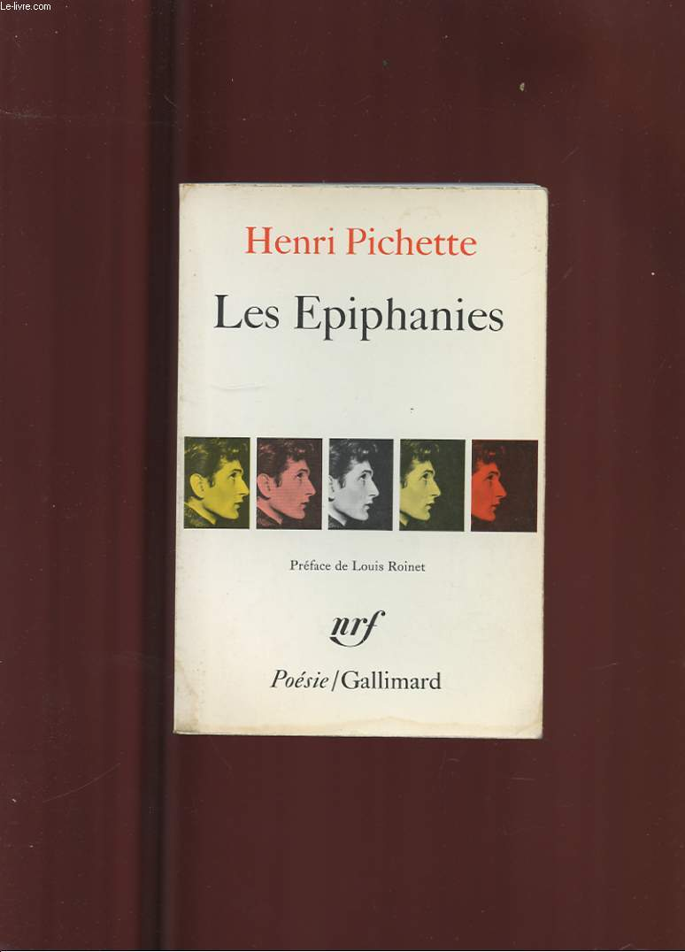 LES EPIPHANIES. MYSTERE PROFANE