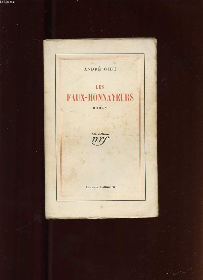 LES FAUX-MONNAYEURS