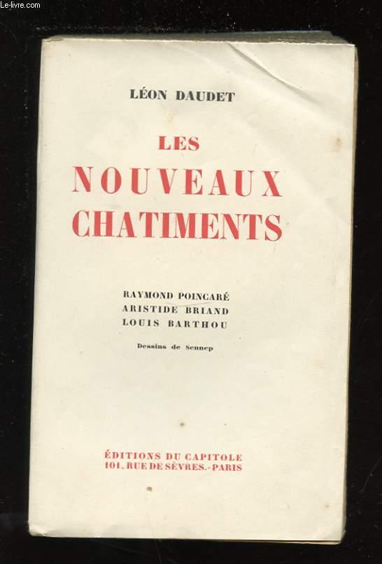 LES NOUVEAUX CHATIMENTS