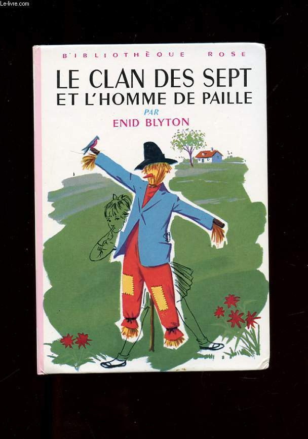 LE CLAN DES SEPT ET L'HOMME DE PAILLE