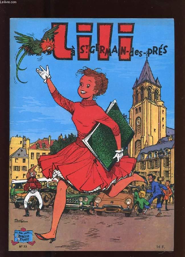 LILI A SAINT-GERMAIN-DES-PRES.