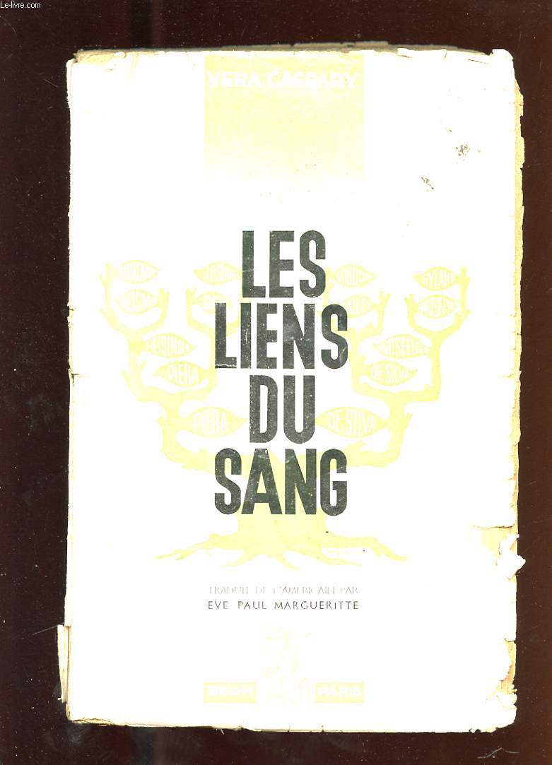 LES LIENS DU SANG (THICKER THAN WATER)