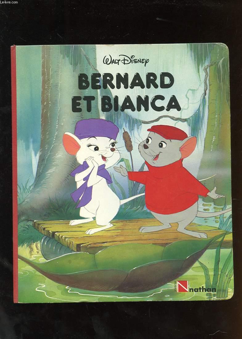 BERNARD ET BIANCA