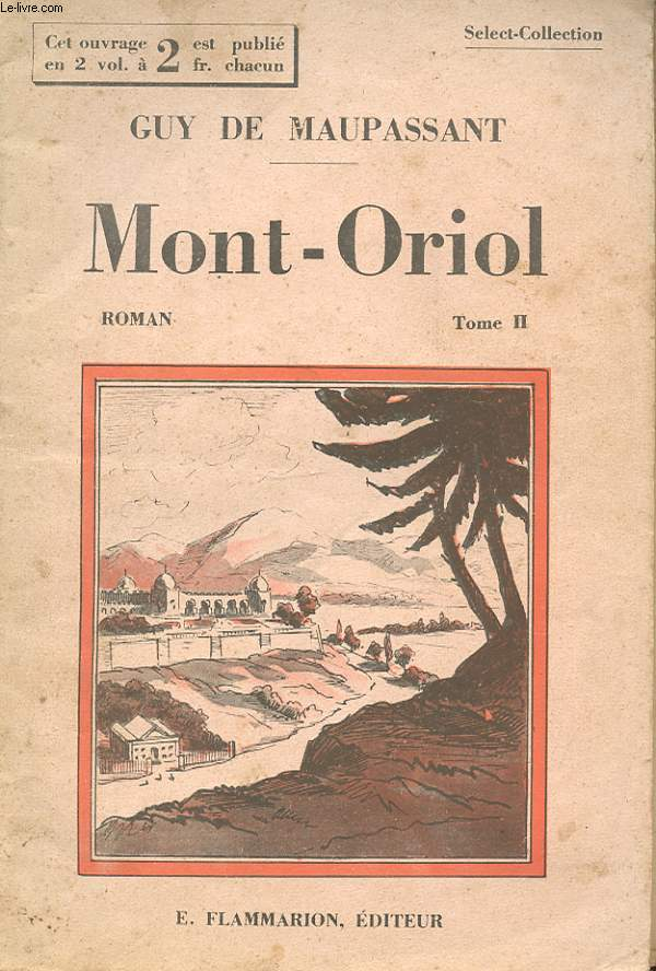 MONT ORIOL TOME II