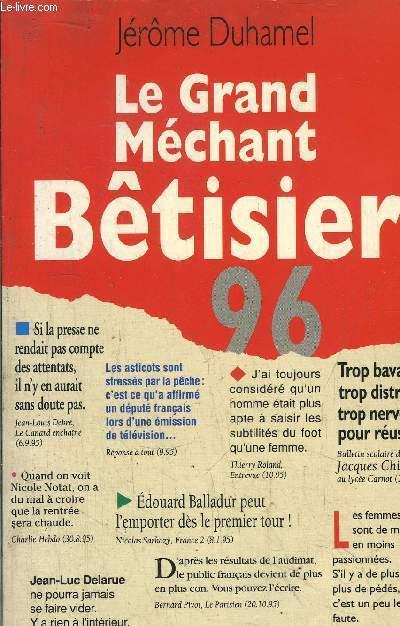LE GRAND MECHANT BETISIER 96
