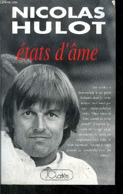 ETATS D'AME