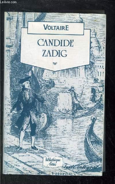 CANDIDE ZADIG