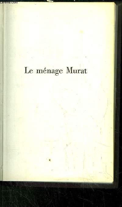 LE MENAGE MURAT