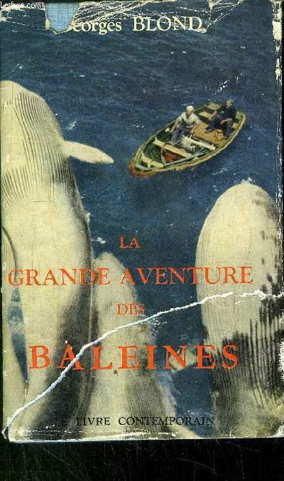 LA GRANDE AVENTURES DES BALEINES