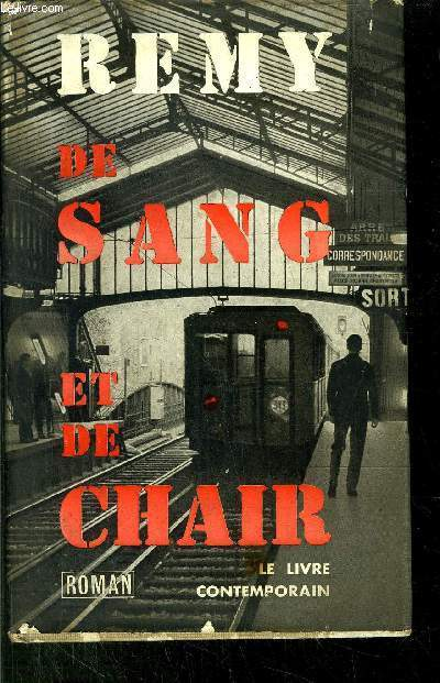 DE SANG ET DE CHAIR