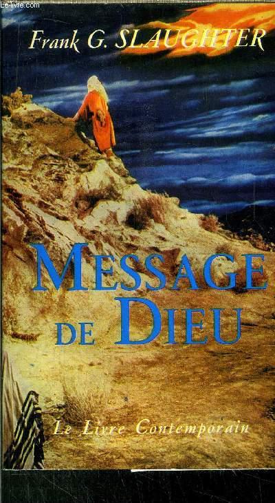 MESSAGE DE DIEU
