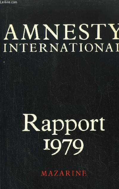 RAPPORT 1979