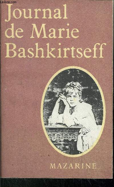 JOURNAL DE MARIE BASHKIRTSEFF