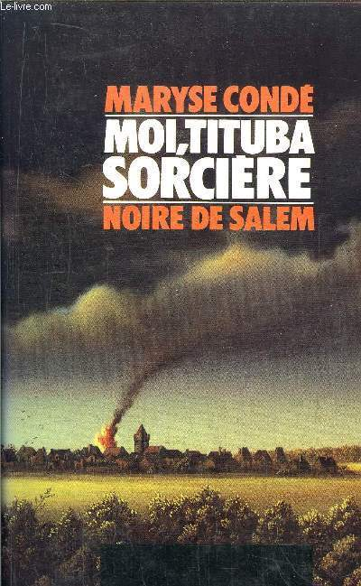 MOI, TITUBA SORCIERE NOIRE DE SALEM