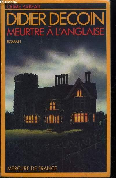 MEURTRE A L'ANGLAISE