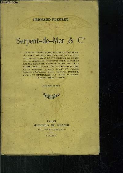 SERPENT-DE-MER & CIE