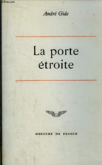 LA PORTE ETROITE