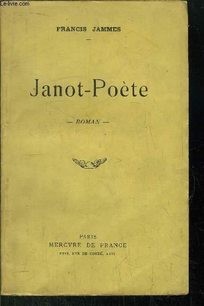 JANOT-POETE