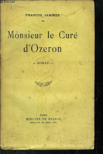 MONSIEUR LE CURE D'OZERON