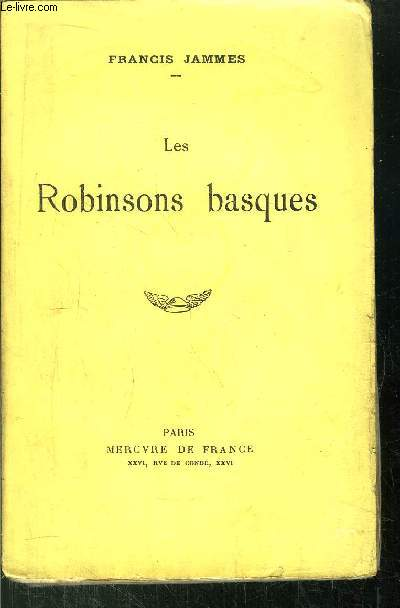 LES ROBINSONS BASQUES