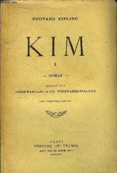 KIM - TOME I