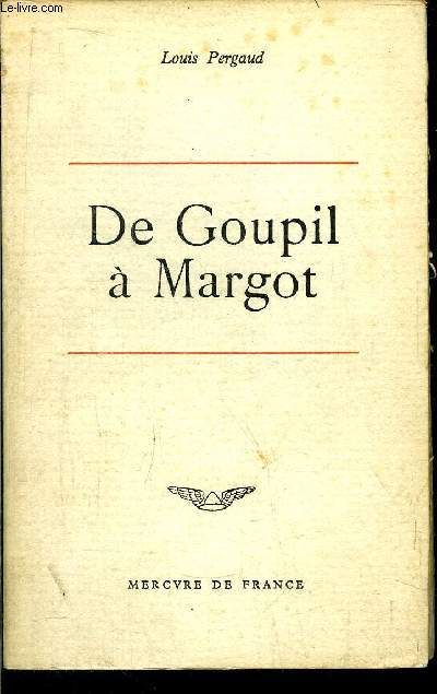 DE GOUPIL A MARGOT