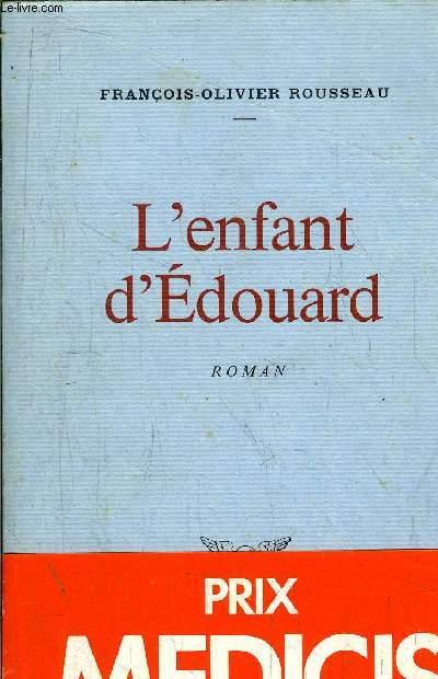 L'ENFANT D'EDOUARD