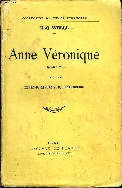 ANNE VERONIQUE