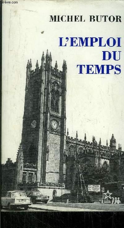 L'EMPLOI DU TEMPS - N°11