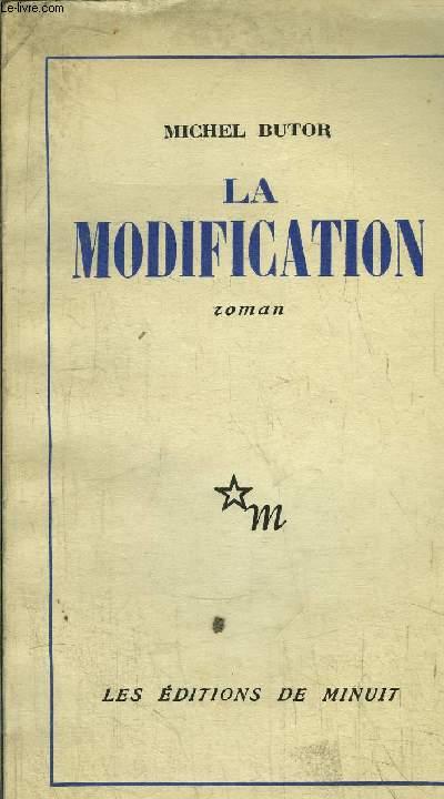 LA MODIFICATION