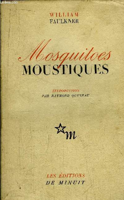 MOSQUITOES MOUSTIQUES