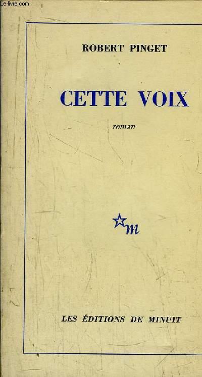 CETTE VOIX