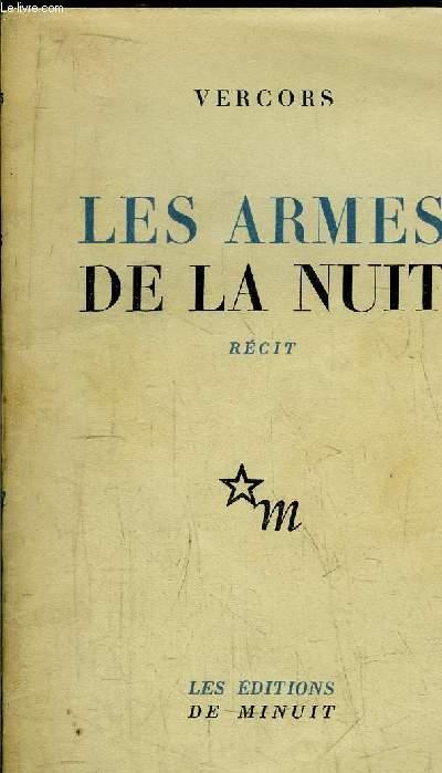 LES ARMES DE LA NUIT