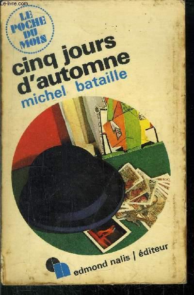 CINQ JOURS D'AUTOMNE- COLLECTION