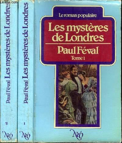 LES MYSTERES DE LONDRES - TOME I + II -
