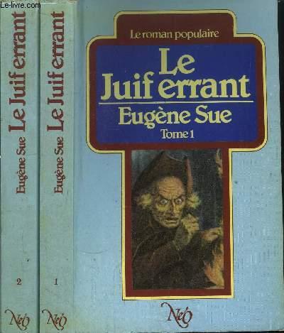 LE JUIF ERRANT - TOME I+II